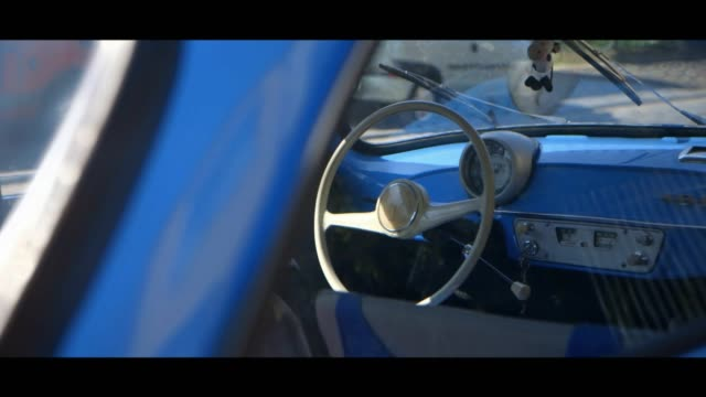 syrena 102 - dashboard - matte stock videos & royalty-free footage