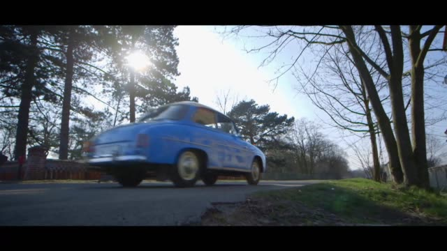syrena 102 moving - matte stock videos & royalty-free footage