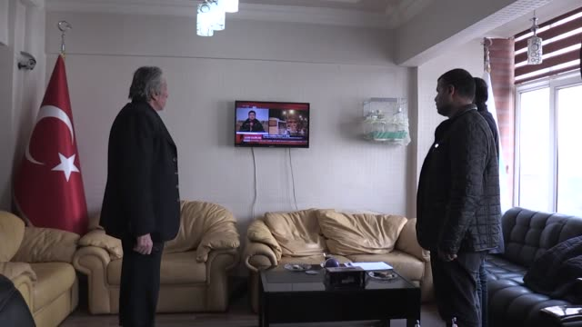 syrian family is waiting for their hometown to be cleared from terrorists to be able to reunite with their two sons recruited by the pyd/pkk... - hometown bildbanksvideor och videomaterial från bakom kulisserna