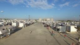 Syrian refugees camp in Kilis,Turkey 29.05.2018
