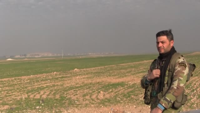 Syrian soldiers were seen in the countryside of Idlib Saturday and in the town of Abu Duhur after they recaptured the Abu Duhur military airport and...