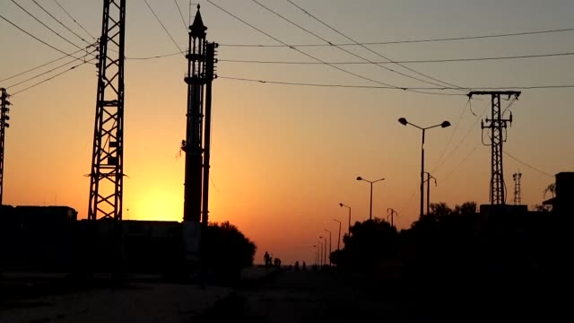Syrians living in towns in rebel held northern Homs province on Friday celebrated the first day of Eid al Adha praying at mosques and visiting the...