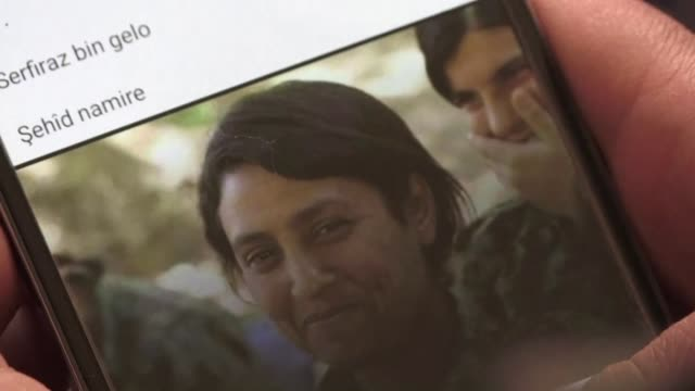 Syria's Kurds Friday accused Turkey backed rebels fighting them of mutilating then filming the body of one of their female fighters after a video...