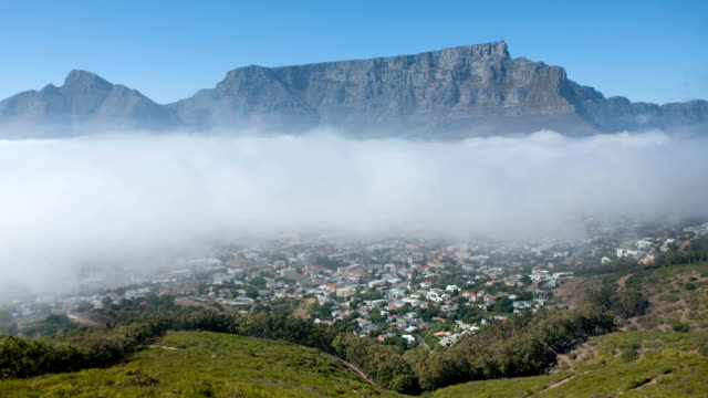 table mountain cape town - history stock videos & royalty-free footage