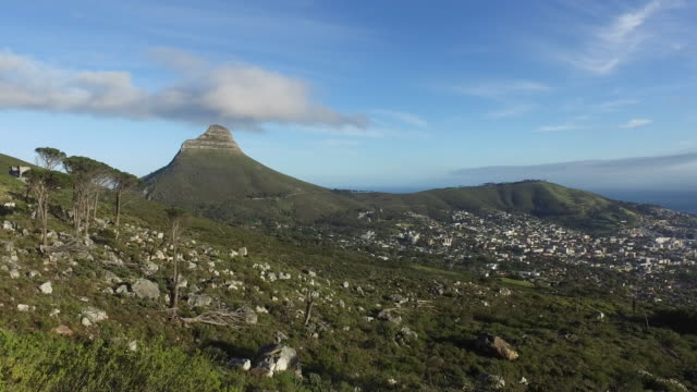 Table Mountain Footpath.
