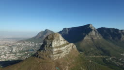 Table Mountain, Lions Head, Capetown, South Africa