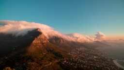 Table Mountain Table Cloth
