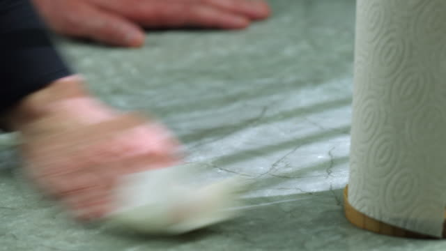 tablecloth cleaning - dishcloth stock videos & royalty-free footage