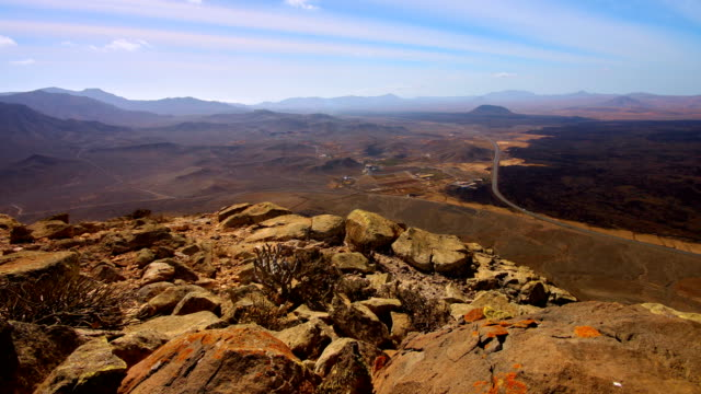 Tablero del Saladillo views towards Malpaís grande - Fuerteventura