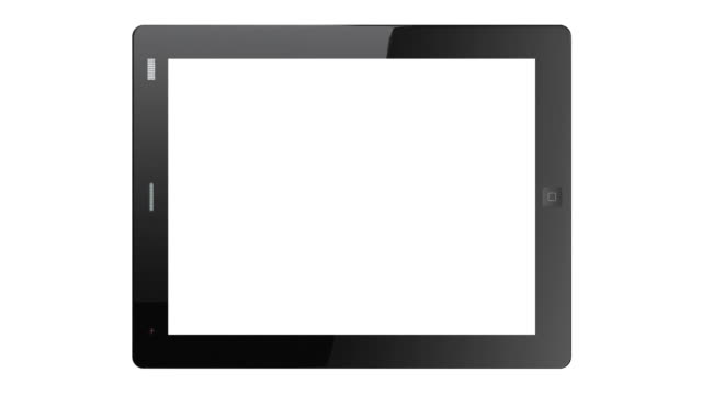 tablet pc transition. - template stock videos and b-roll footage