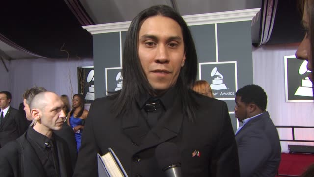 taboo on his new book the black eyed peas what performances he is looking forward to and the advice he has for the new artists in the industry at the... - the black eyed peas band stock videos and b-roll footage