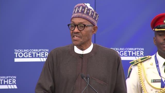 President Buhari speech
