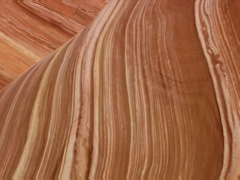 taffy-like sandstone layers - sandstone stock videos and b-roll footage