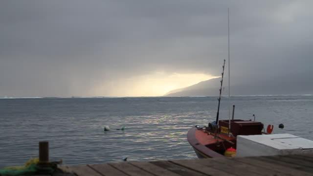 Tahitian Dock
