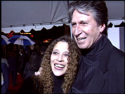 tai babalonia at the 'miracle' premiere at the el capitan theatre in hollywood california on february 2 2004 - el capitan kino stock-videos und b-roll-filmmaterial