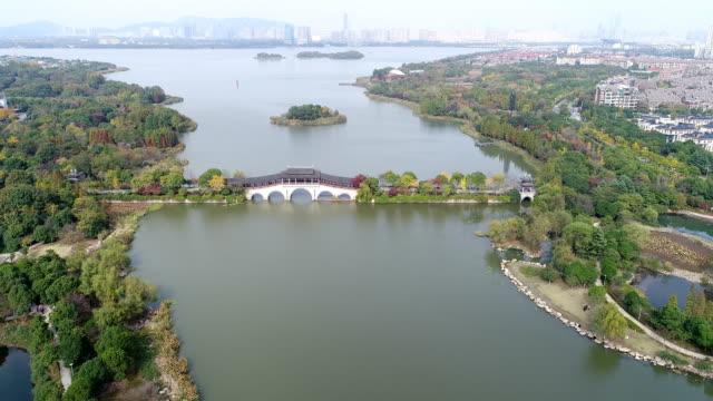Taihu wetland  park