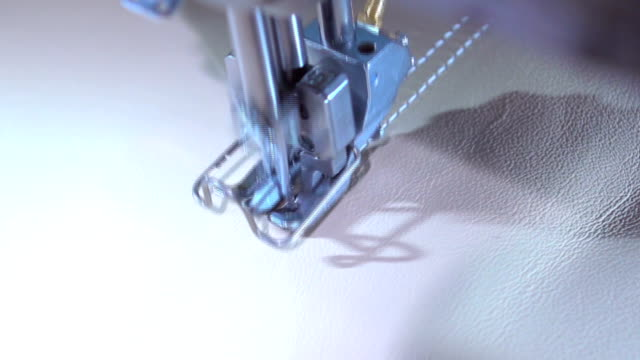 tailor - textile indusry - sewing machine stock videos & royalty-free footage