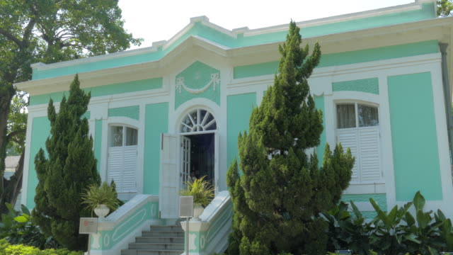 Taipa Houses Museum, Macau, China