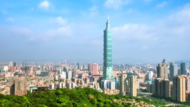 taipei 101 - taipei 101 stock videos and b-roll footage