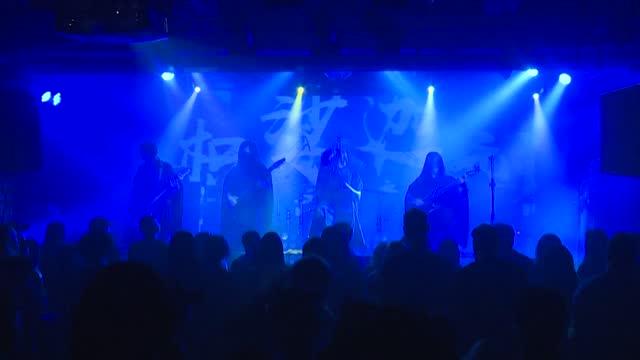 TWN: Devil horns meet sutras in Taiwan's Buddhist death metal band