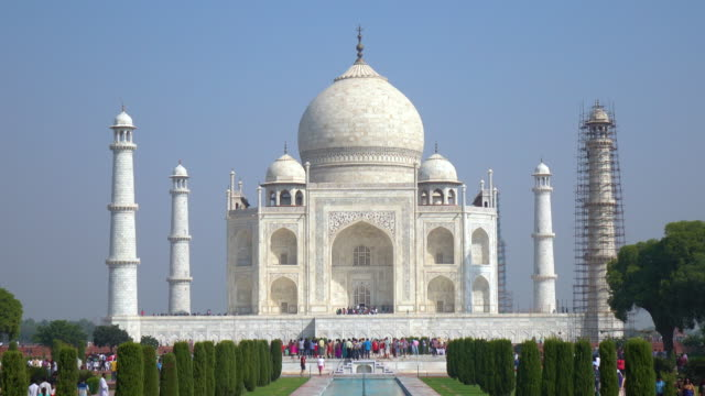 Taj Mahal, The Great Monument in Agra, India