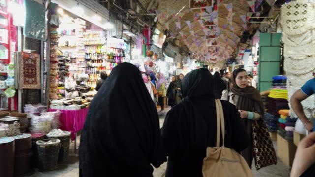 stockvideo's en b-roll-footage met tajrish baazar, tehran, iran, western asia, asia, middle east - famous place