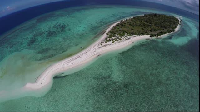 Taka Bonerate Island Atoll