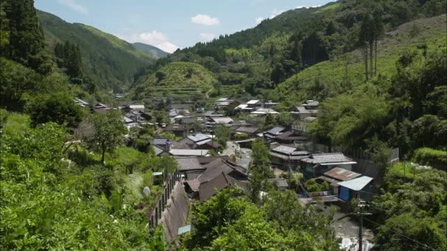 LS. Takasawa village, Kumamoto, Japan
