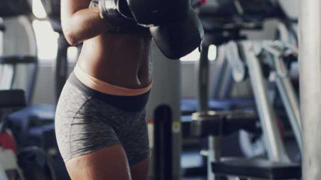 Take a few swipes at a leaner physique