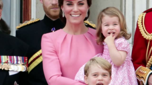 Take a look back at Princess Charlotte's year as she celebrates her third birthday on 2 May Charlotte as a bridesmaid She looked adorable at the...