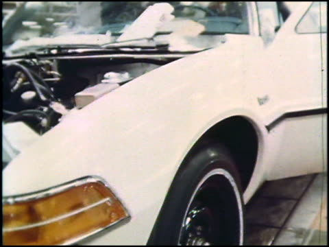 Take a rare look at assembly line footage of the 1975 American Motors Pacer In this montage the last of 4 you'll see finished Pacers rolling off the...