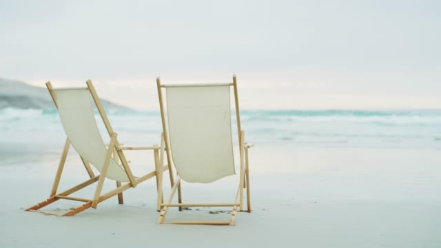 take in the tranquility - outdoor chair stock videos & royalty-free footage