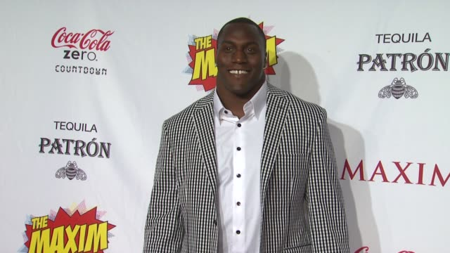 takeo spikes at patron presents the maxim party featuring cocacola zero countdown with paul mitchell on 2/4/12 in indianapolis in - paul mitchell stock videos and b-roll footage