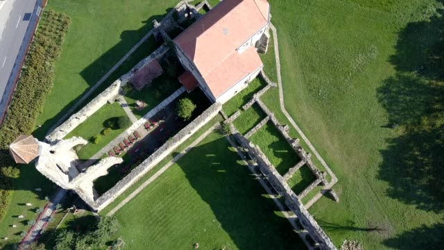 Takeoff over Carta monastery