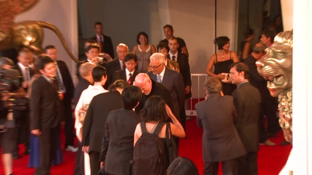 Takeshi Kitano at the 65th Venice Film Festival Achilles and the Tortoise Red Carpet at Venice