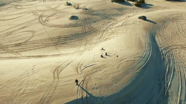 tar i majestät öknen - namibian desert bildbanksvideor och videomaterial från bakom kulisserna