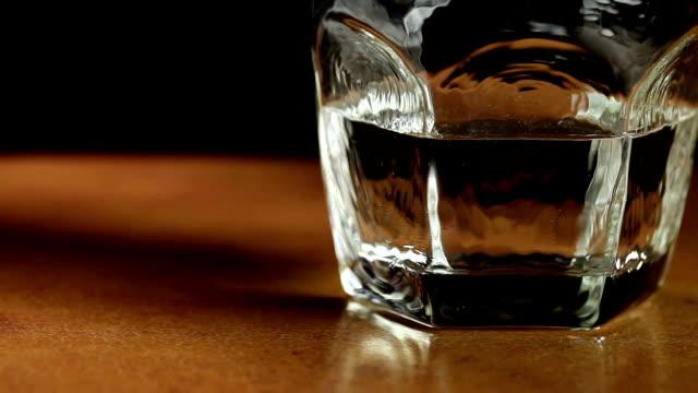 taking liquid medicine - paracetamol stock videos and b-roll footage