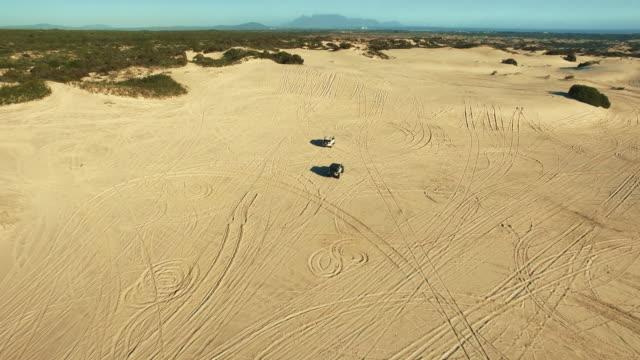 Taking on the desert