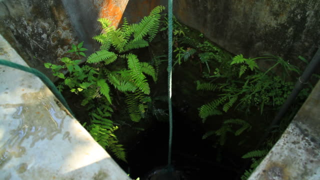 taking water from a well - aquifer stock videos & royalty-free footage