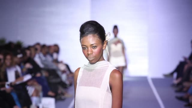 Talent scouts at Ethiopian fashion week look for the next new face saying African models are beginning to make more of an impact on the international...