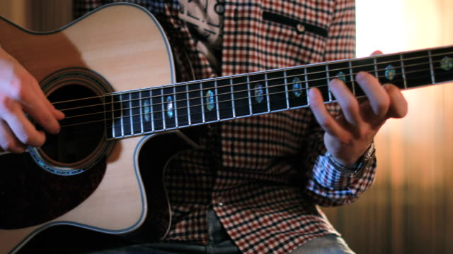 talented guitarist - country music stock videos and b-roll footage