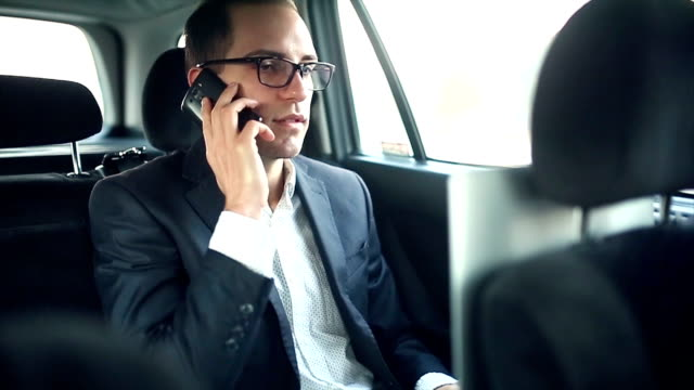 talking over the phone in car - car interior stock videos & royalty-free footage