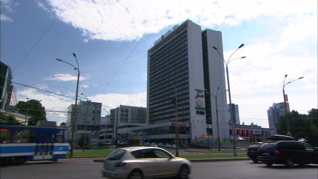 Tall Hotel, Tallinn, Estonia