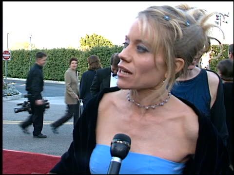 tamara clatterbuck at the soap opera digest awards entrances at universal studios in universal city, california on february 26, 1999. - soap opera stock videos & royalty-free footage