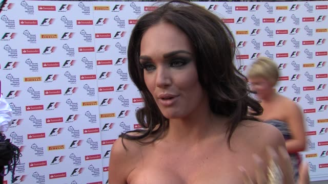 tamara ecclestone aout the great ormand street hospital, on the event making an impact for gosh, on trying to make a difference,on not being spoilt,... - reality tv stock videos & royalty-free footage