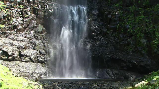 tamasudare fall - 滝点の映像素材/bロール