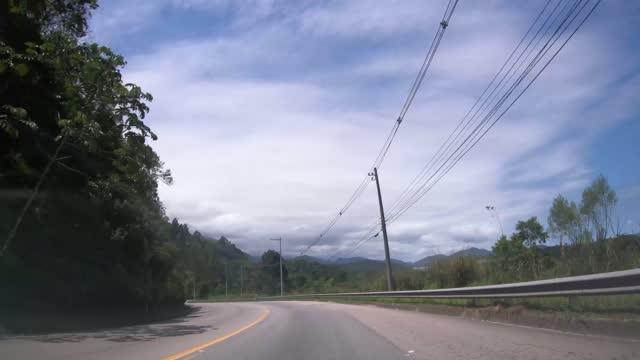 tamoios highway, sao paulo state, brazil - mar stock videos & royalty-free footage