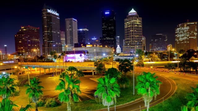 tampa, florida - tampa convention center stock videos & royalty-free footage
