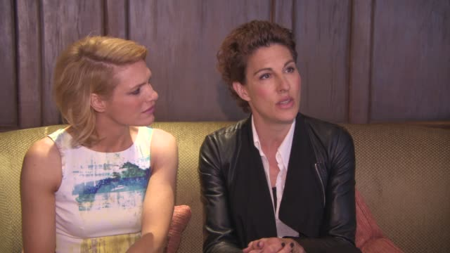 interview tamsin greig kathleen rose perkins on the comedy of the show is within the travesty of the characters great personal story lines matt... - matt leblanc stock videos and b-roll footage