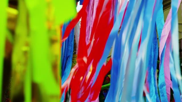 tanabata festival - 伝統行事点の映像素材/bロール
